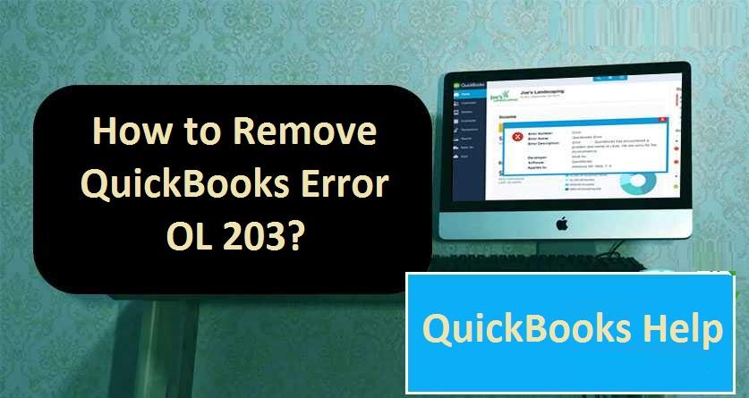 QuickBooks-Error-OL-203