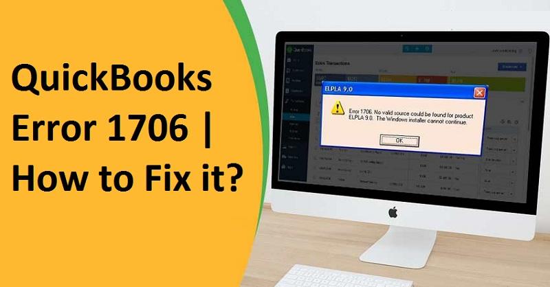 QuickBooks-Error-1706