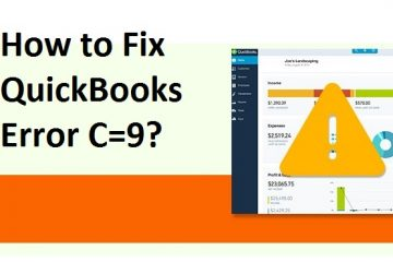 QuickBooks-Error-C=9