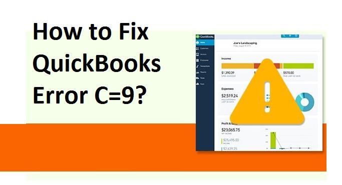 QuickBooks-Error-C=9