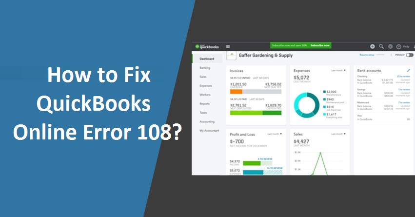 QuickBooks-Online-Error-108