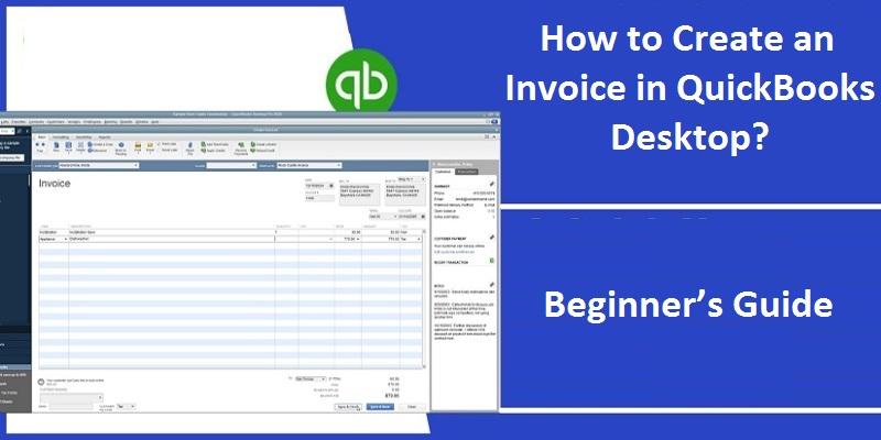 Create-Invoice-in-QuickBooks-Desktop