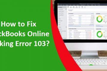 QuickBooks-Online-Banking-Error-103