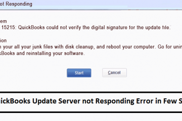 QuickBooks-Update-Server-not-Responding