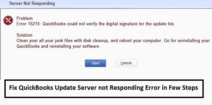 QuickBooks-Update-Server-not-Responding