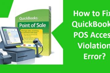 QuickBooks-POS-Access-Violation-Error