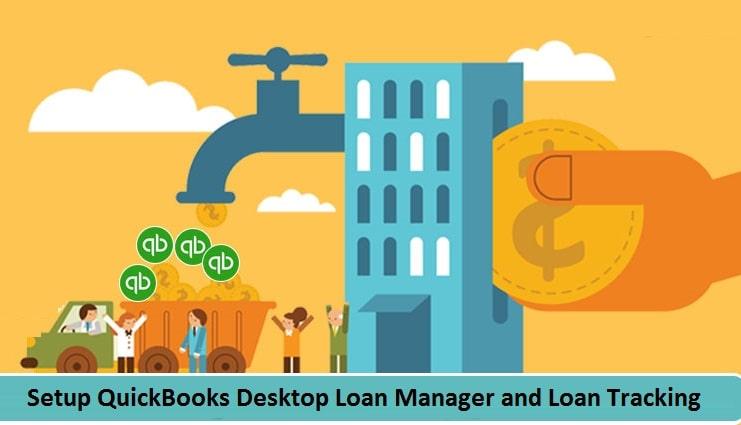 Setup-QuickBooks-Desktop-Loan-Manager