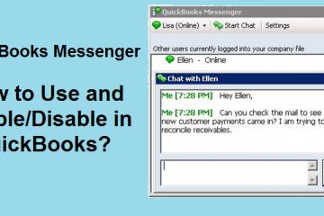 QuickBooks Messenger